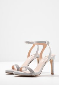 KIOMI - High heeled sandals - light grey - 4