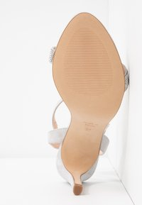 KIOMI - High heeled sandals - light grey - 6