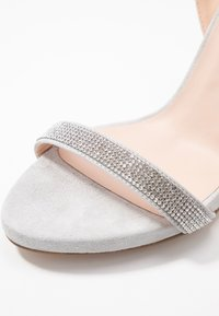 KIOMI - High heeled sandals - light grey - 2