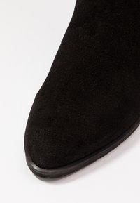 KIOMI - Stivali con la zeppa - black - 2