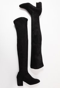 KIOMI - Over-the-knee boots - black - 3