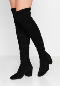 KIOMI - Over-the-knee boots - black - 0