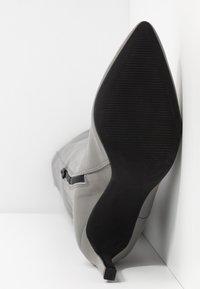 KIOMI Wide Fit - Boots - grey - 6