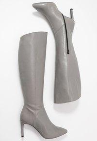 KIOMI Wide Fit - Boots - grey - 3