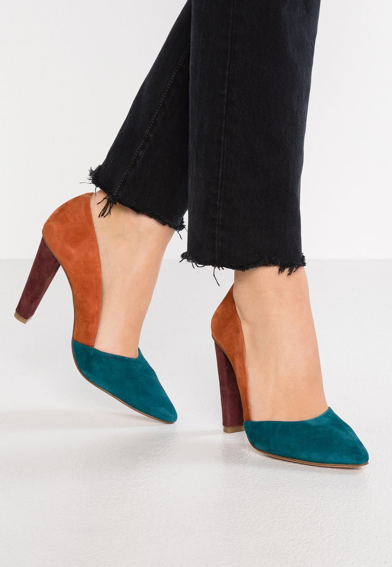 KIOMI - High heels - multicolor