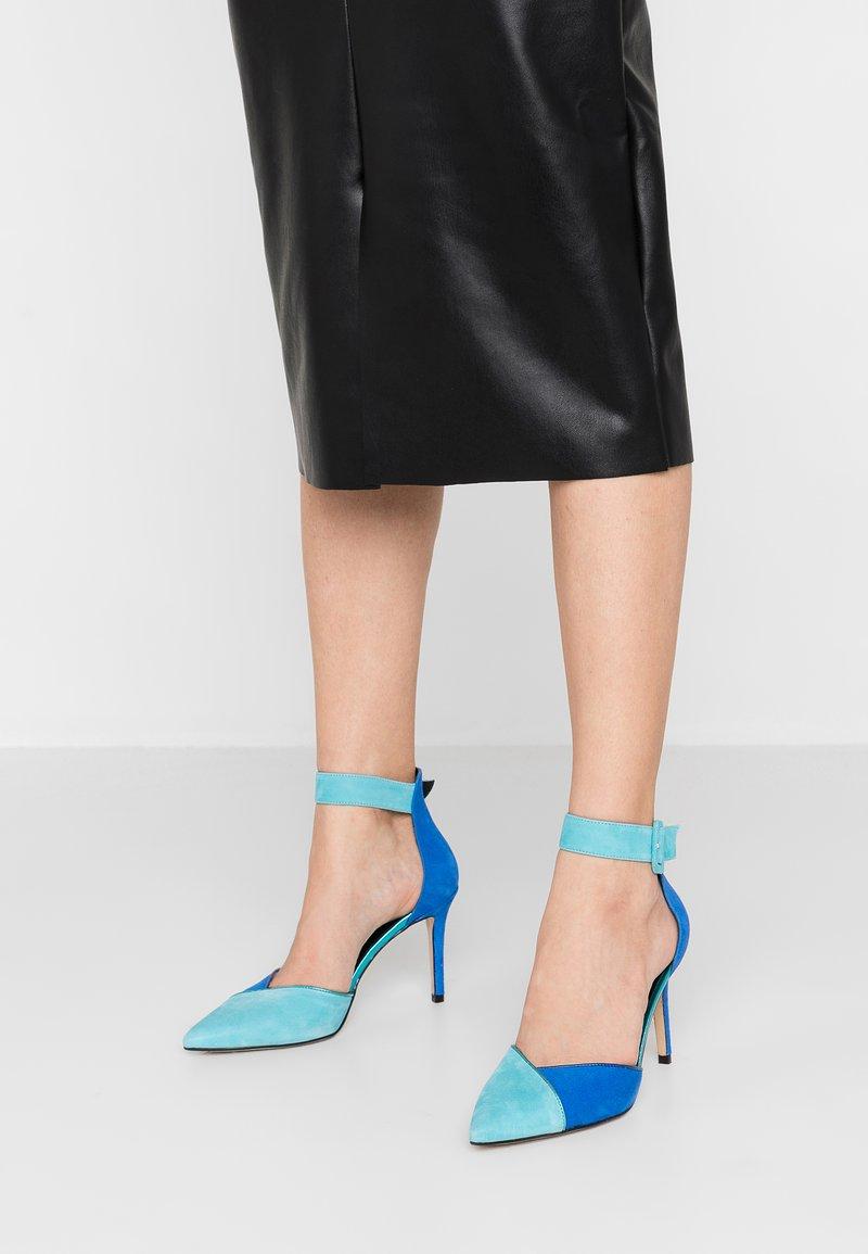 KIOMI - High heels - blue