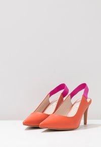 KIOMI - High heels - orange - 4