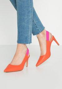 KIOMI - High heels - orange - 0
