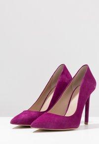 KIOMI - Hoge hakken - purple - 4