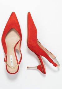 KIOMI - Classic heels - orange - 3