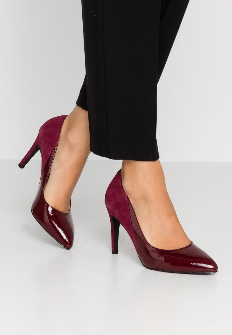 KIOMI - High heels - bordeaux