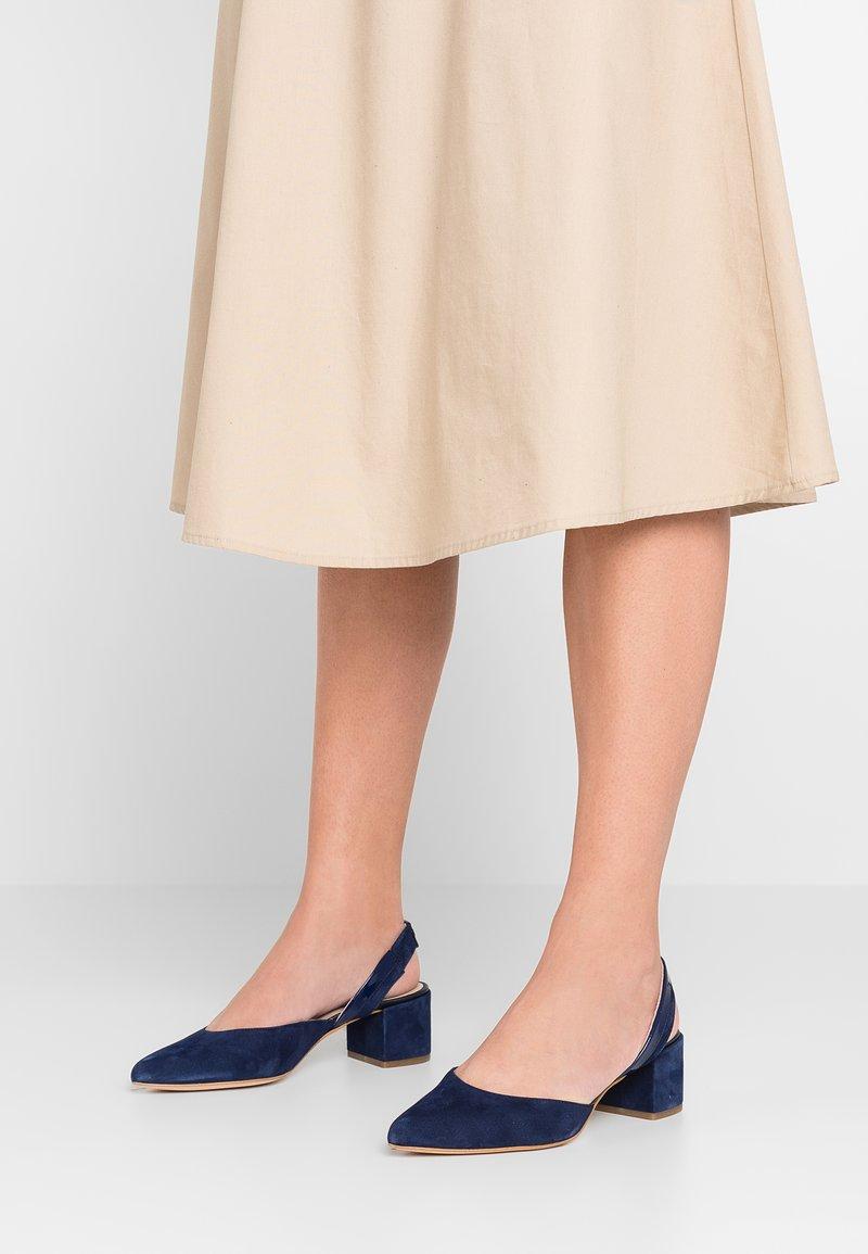 KIOMI - Classic heels - blue