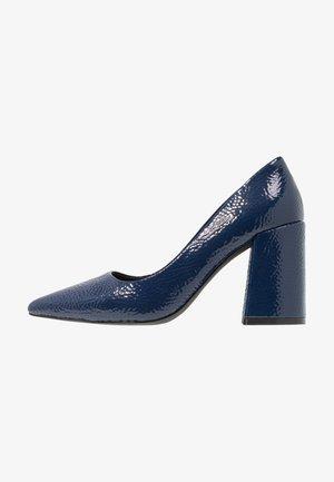 Avokkaat - dark blue