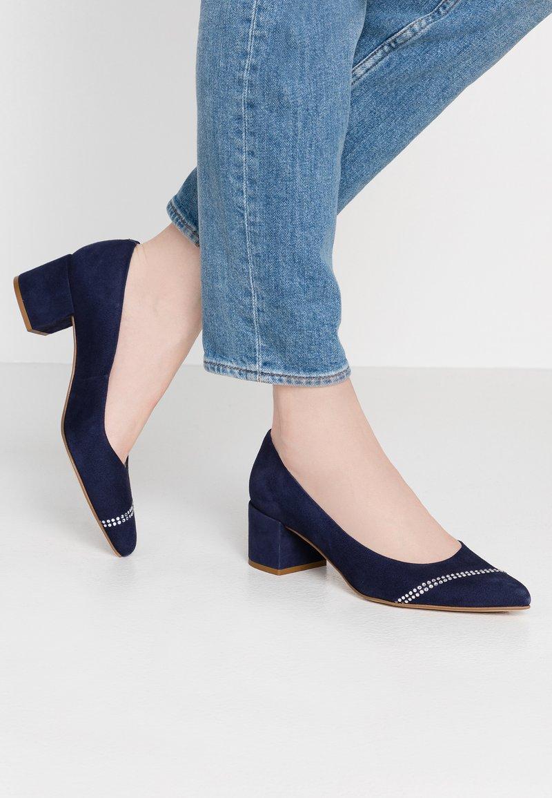 KIOMI - Classic heels - dark blue