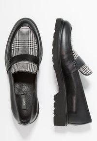 KIOMI - Nazouvací boty - black - 3