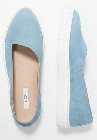 KIOMI - Slippers - light blue - 3