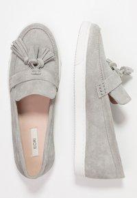 KIOMI - Nazouvací boty - light grey - 3