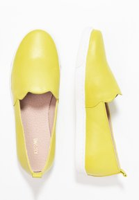 KIOMI - Nazouvací boty - yellow - 3