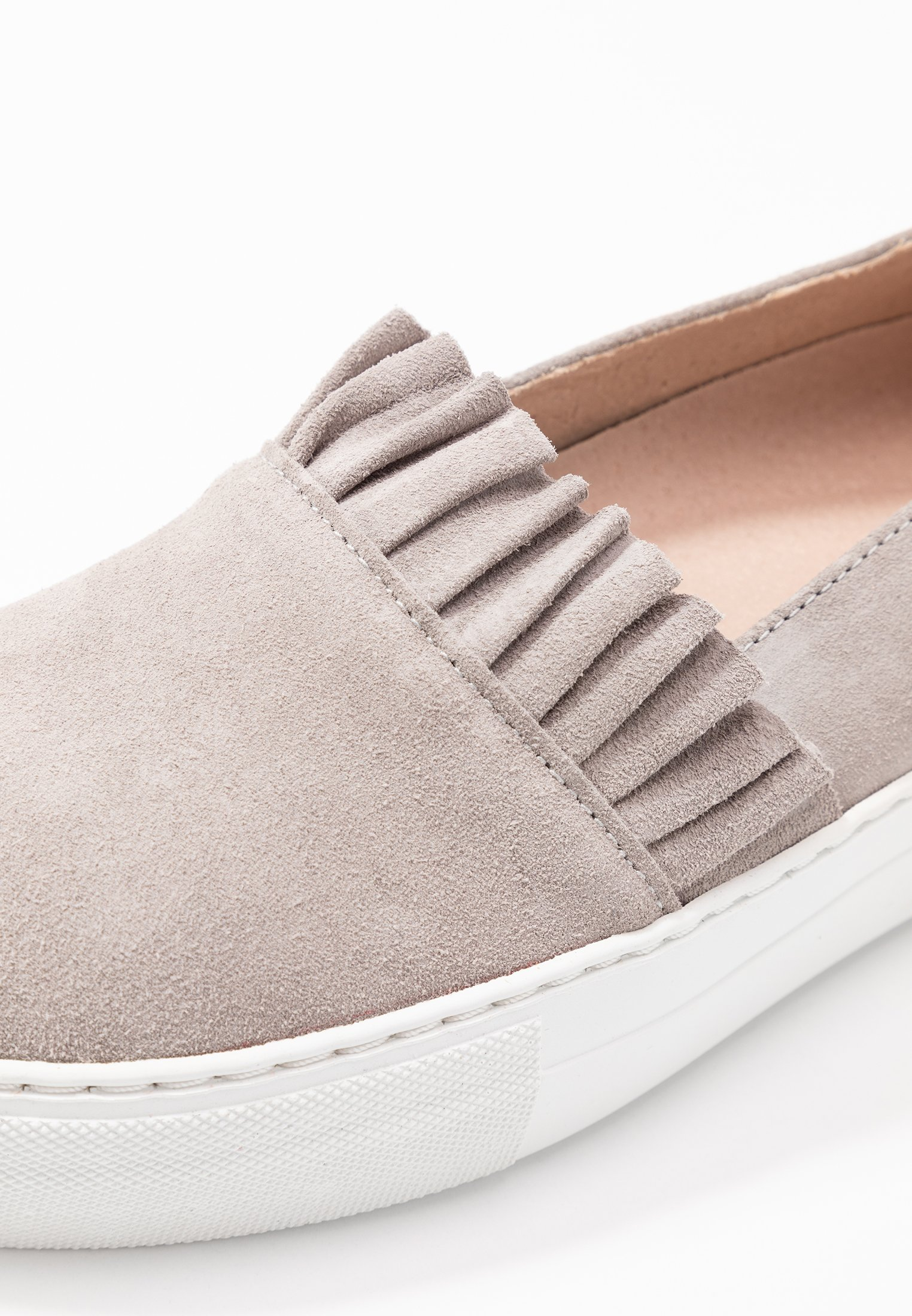 KIOMI Mocassins light grey
