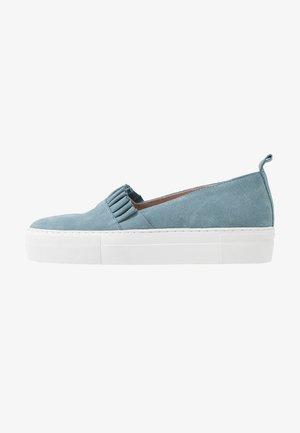 Scarpe senza lacci - light blue