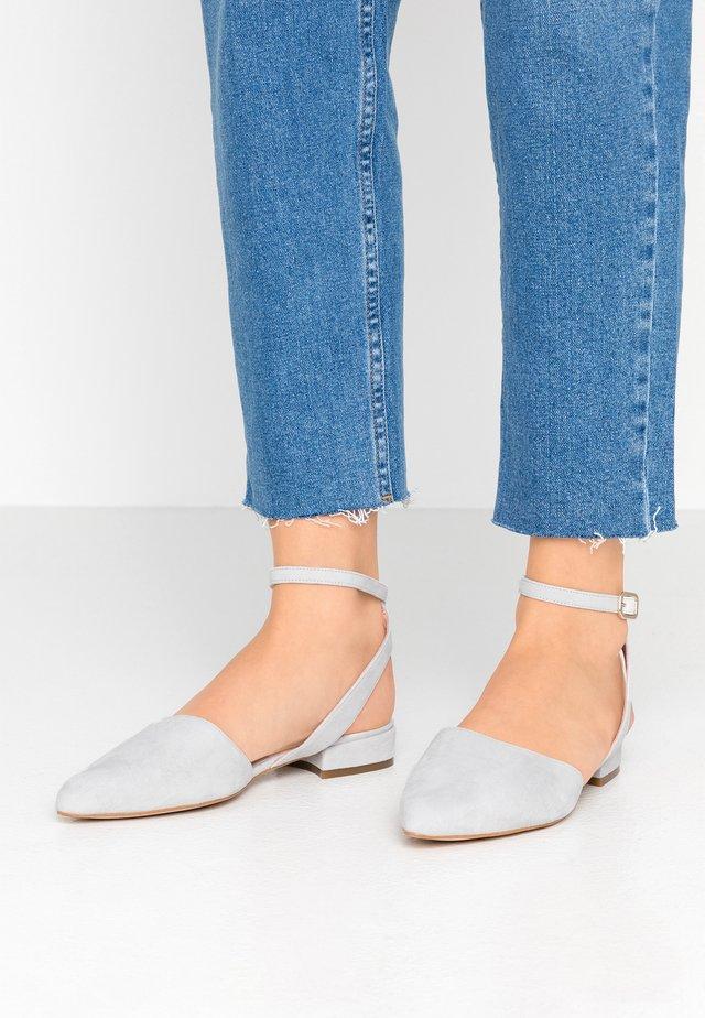 Sandały - light grey