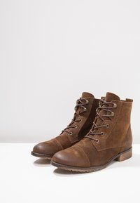 KIOMI - Ankle boots - brown - 4