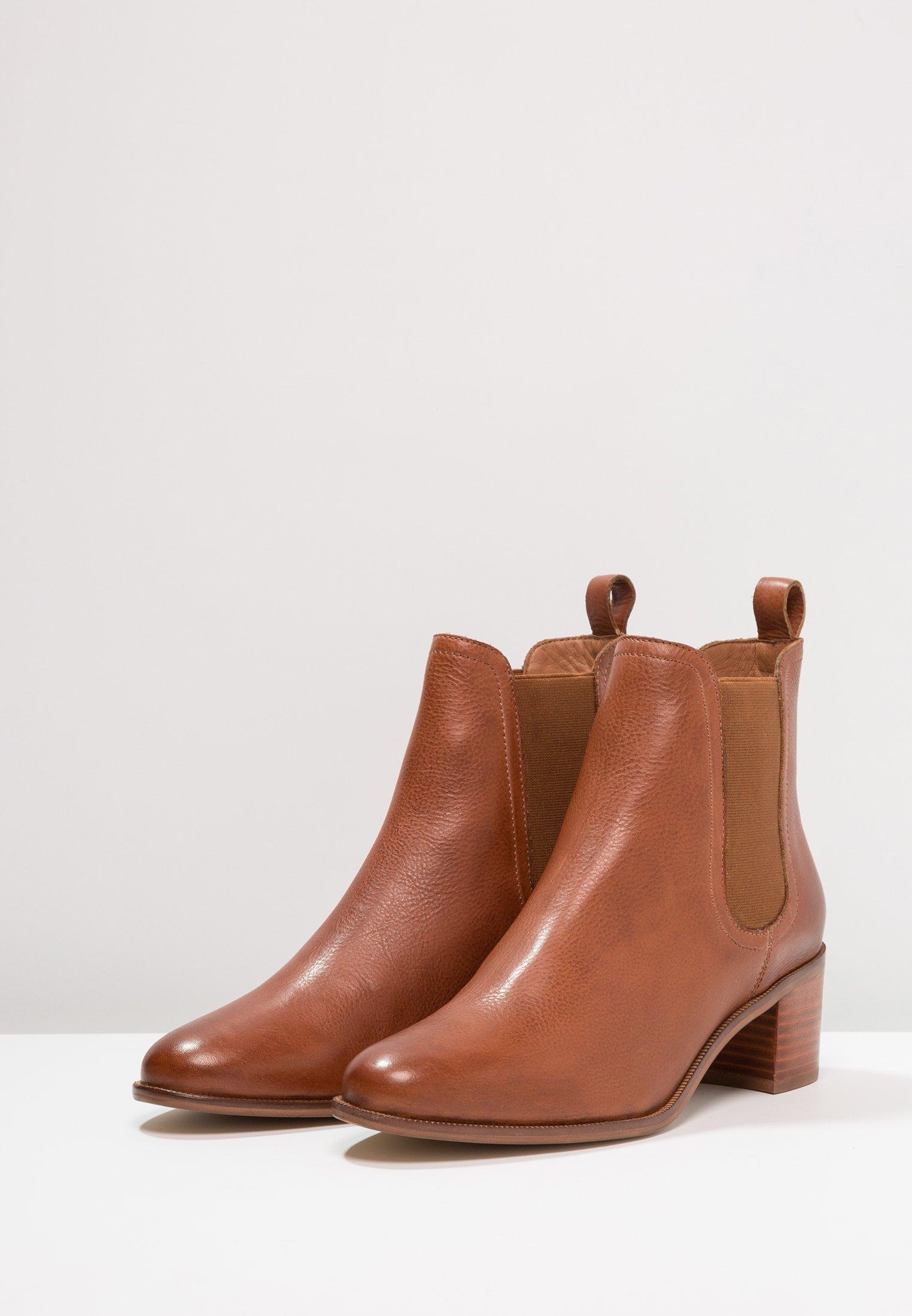 TalonsCognac À Boots Boots Kiomi Kiomi Kiomi TalonsCognac À rdCBexo