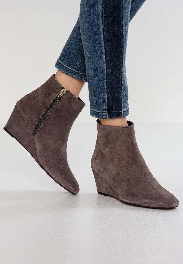 Ankelstøvler - dark grey