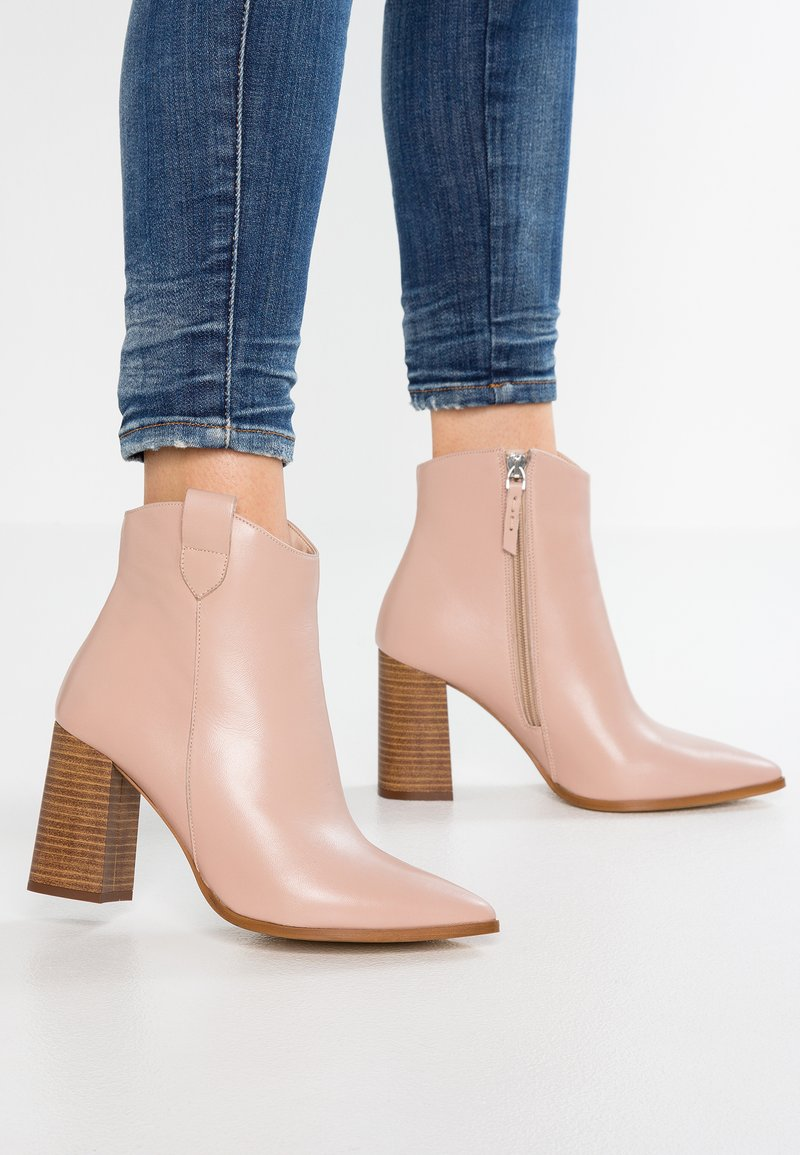 KIOMI - Classic ankle boots - taupe