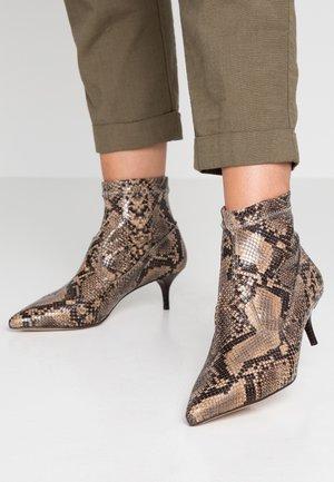 Korte laarzen - multicoloured