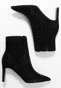 KIOMI - Kotníkové boty - black - 3