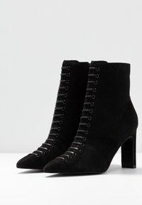 KIOMI - Kotníkové boty - black - 4