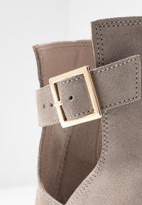 KIOMI - Classic ankle boots - beige - 2