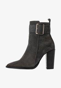 KIOMI - Classic ankle boots - dark gray - 1