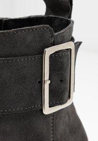 KIOMI - Classic ankle boots - dark gray - 2