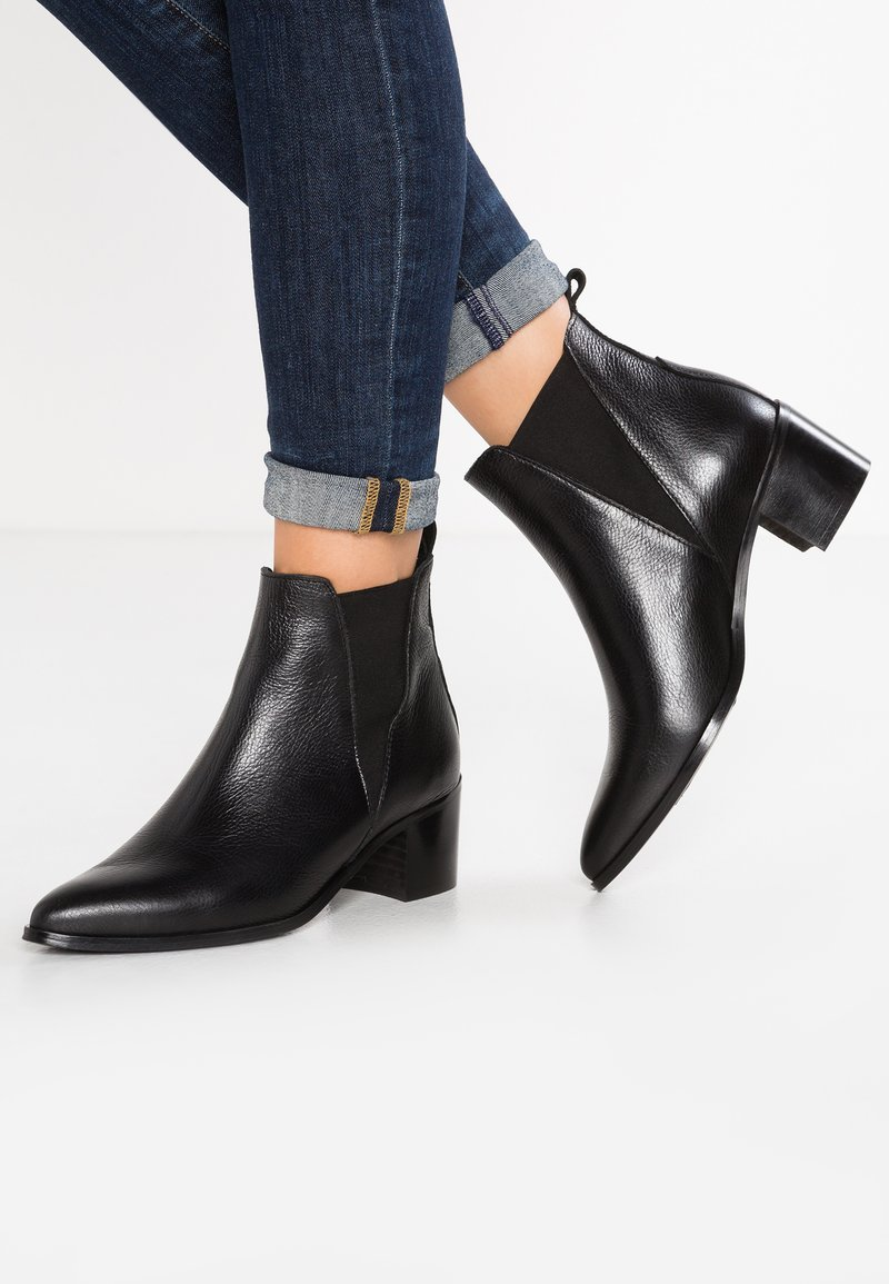 À Kiomi Kiomi Boots Boots Talons Black mw8OvNn0