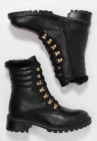 KIOMI - Lace-up ankle boots - black - 3