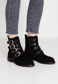 KIOMI - Winter boots - black - 0