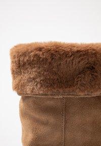 KIOMI - High heeled boots - beige - 2