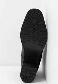 KIOMI - Vinterstøvler - black - 6