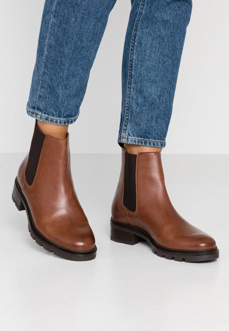 KIOMI - Stiefelette - brown
