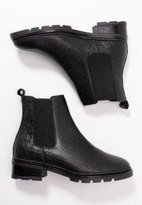 KIOMI - Vinterstøvler - black - 3
