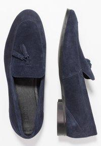 KIOMI - Elegantní nazouvací boty - dark blue - 1