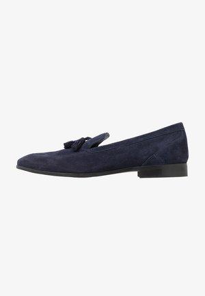 Mocasines - dark blue