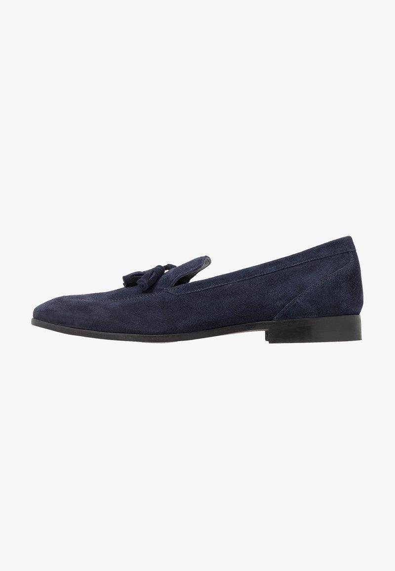 KIOMI - Elegantní nazouvací boty - dark blue