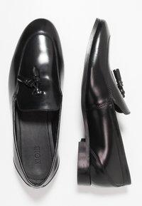 KIOMI - Elegantní nazouvací boty - black - 1