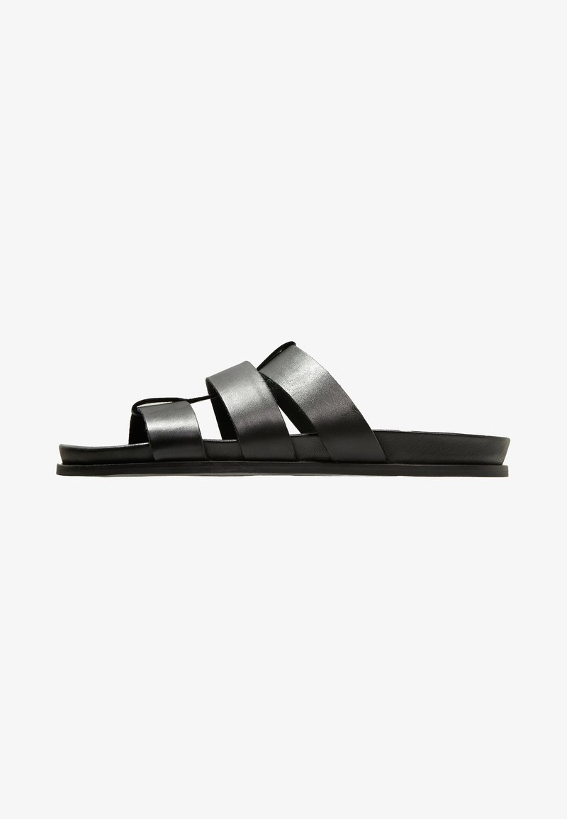 KIOMI - Pantolette flach - black