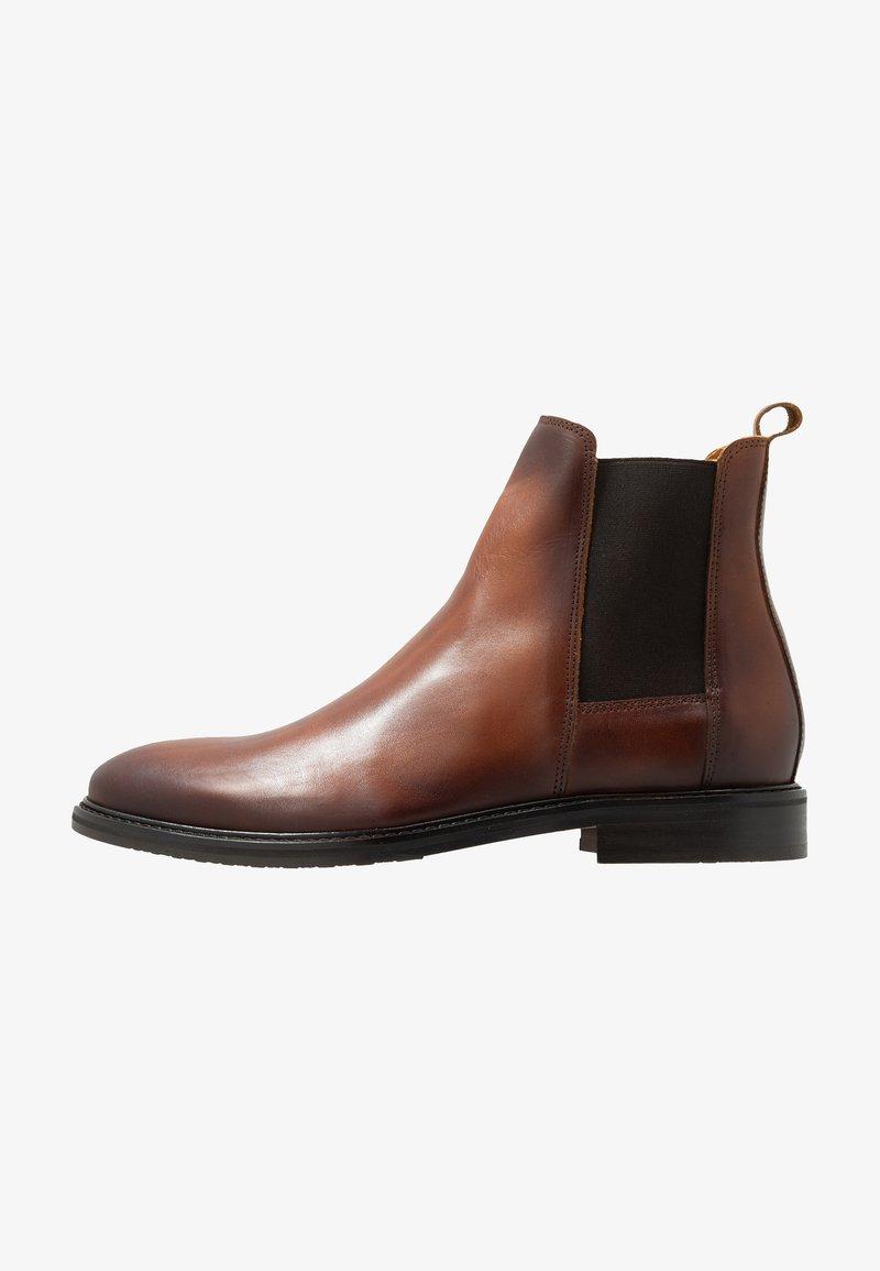 KIOMI - Korte laarzen - brown
