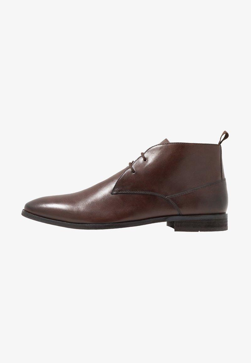 KIOMI - Derbies & Richelieus - brown