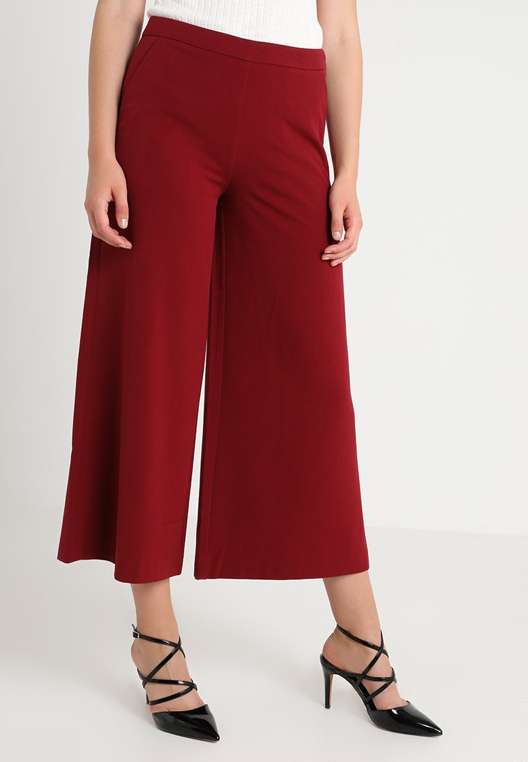 KIOMI - Bukser - dark red